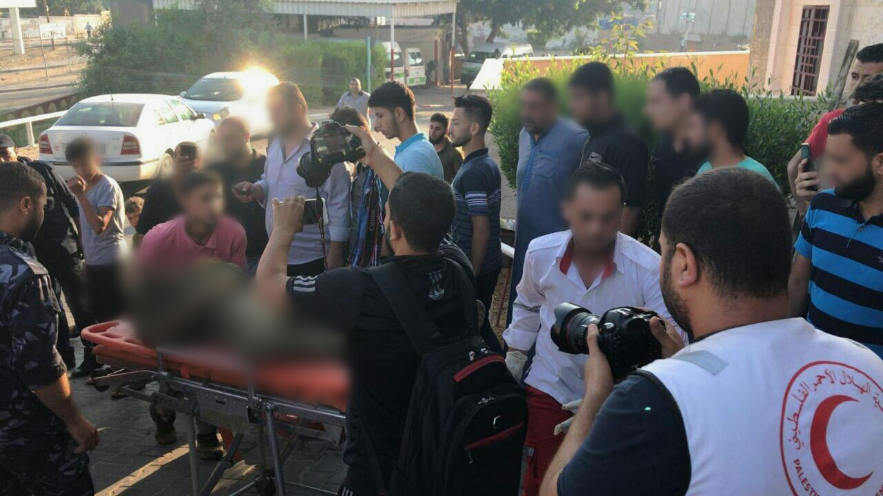الجيش الاسرائيلي : استهداف مسلحين على حدود غزة