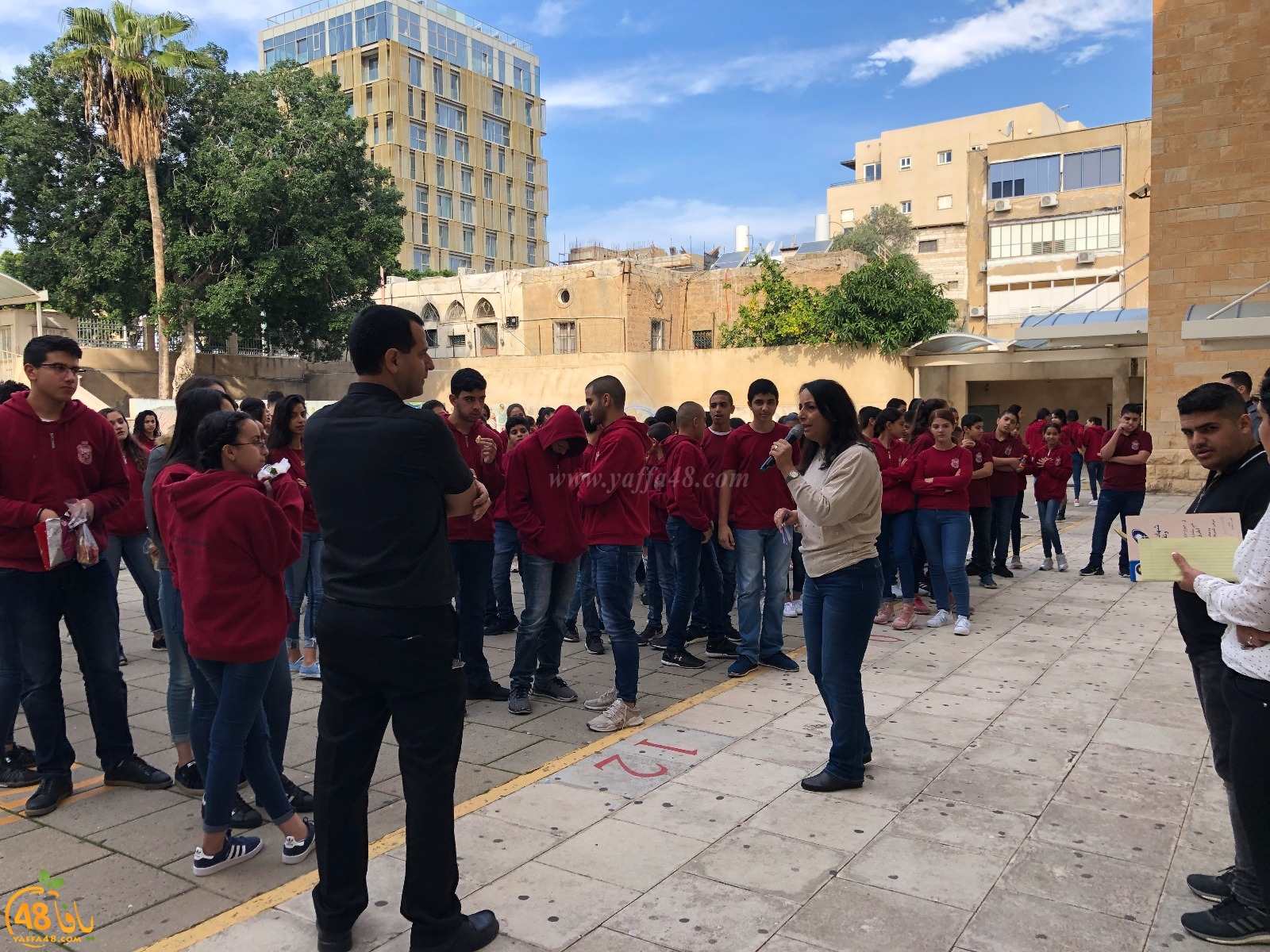 صور: فعاليات مدرسة تراسنطا همة ونشاط بلا حدود