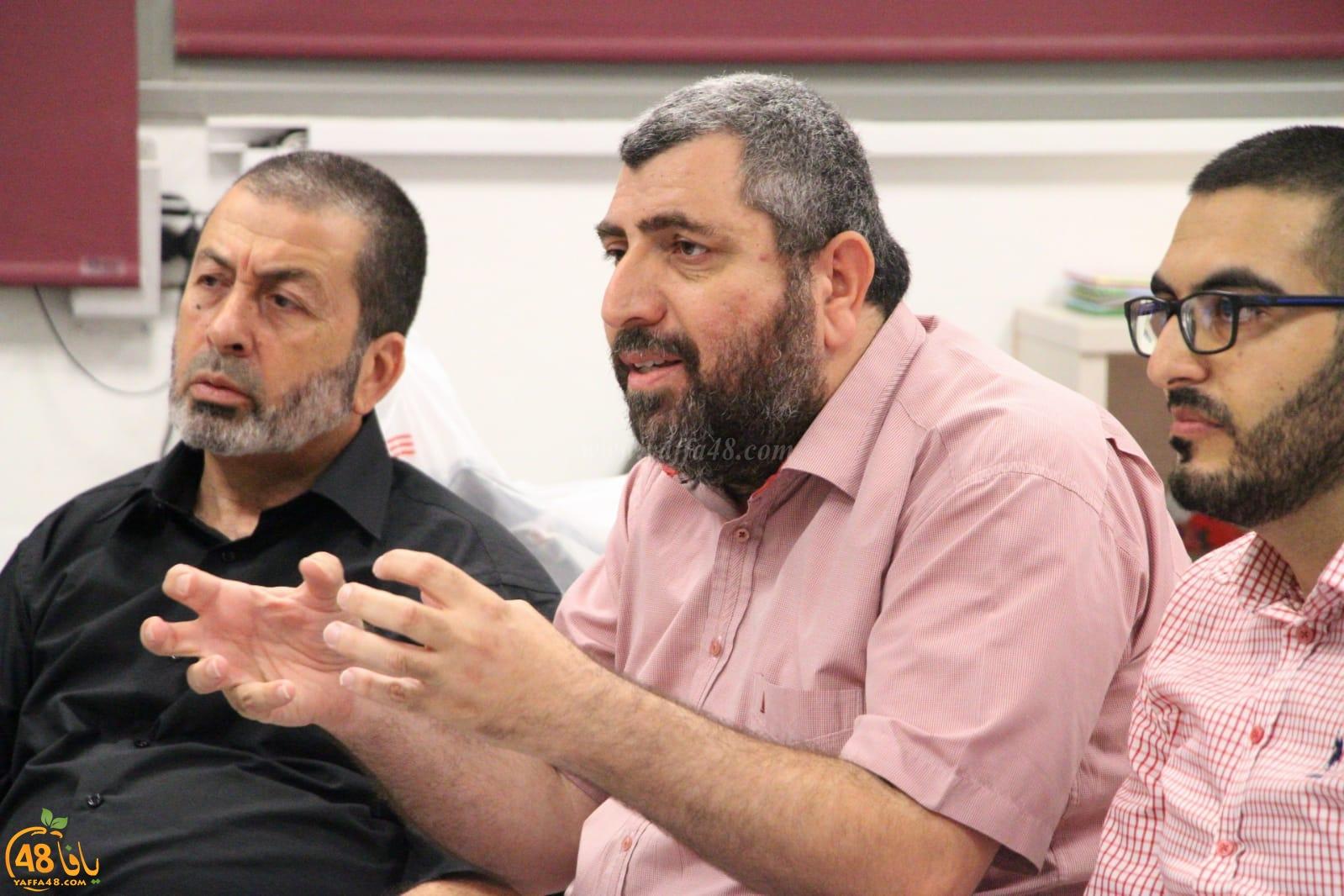 بالصور: يوم مفتوح للتسجيل في أكاديمية العلوم الشرعية كفربرا في مدينة يافا