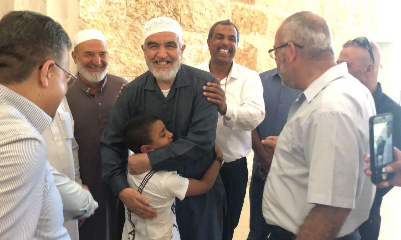 قاضي العليا في جلسة الشيخ رائد صلاح يتنحى بعد طلب الدفاع