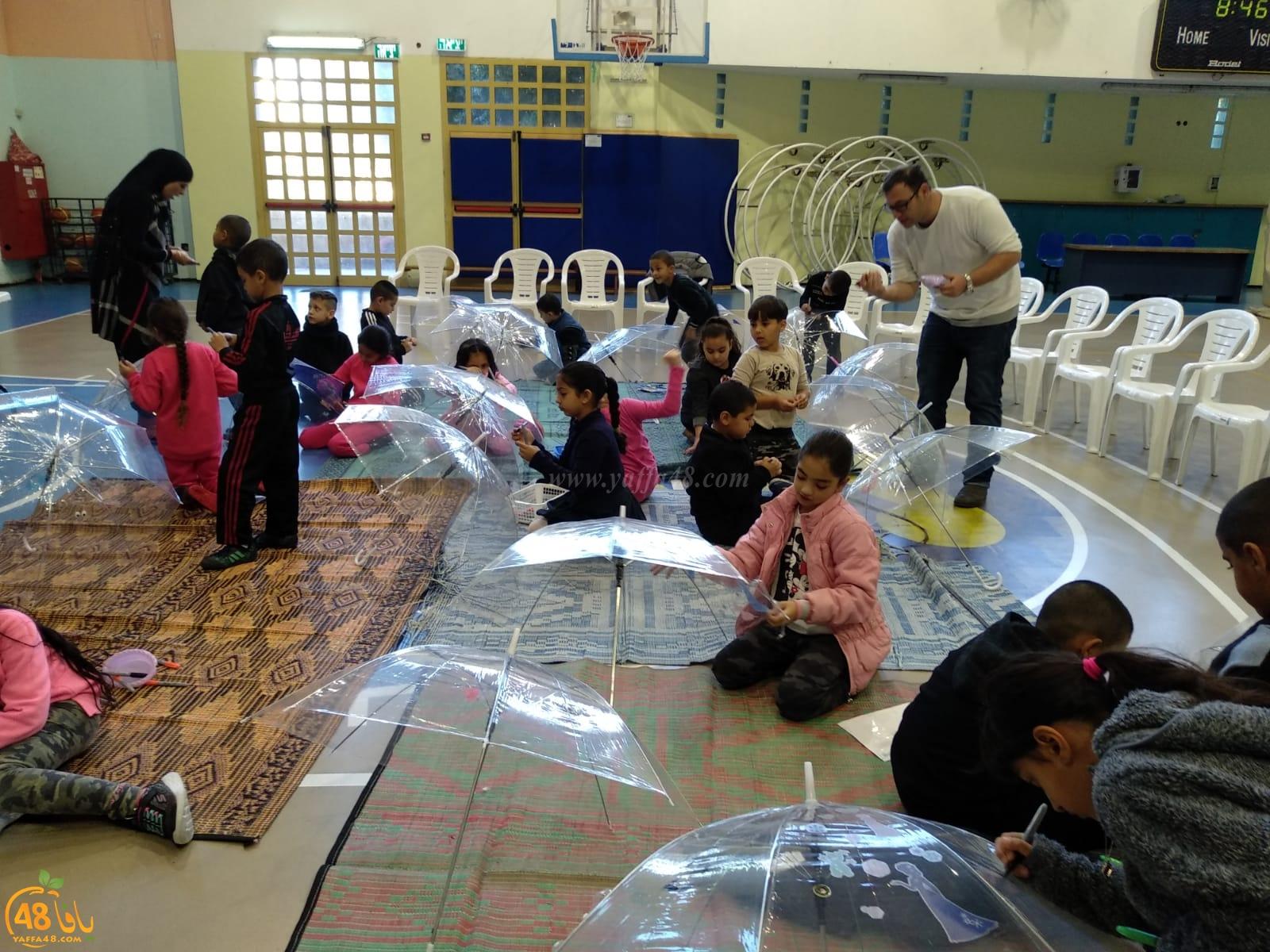 بالصور: اختتام فعاليات مصيّف الشتاء في المركز الجماهيري بيافا