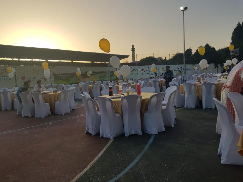 مدرسة الهدى الأهلية الثانوية بالرملة تحتفل بتخريج الفوج السابع من طلابها