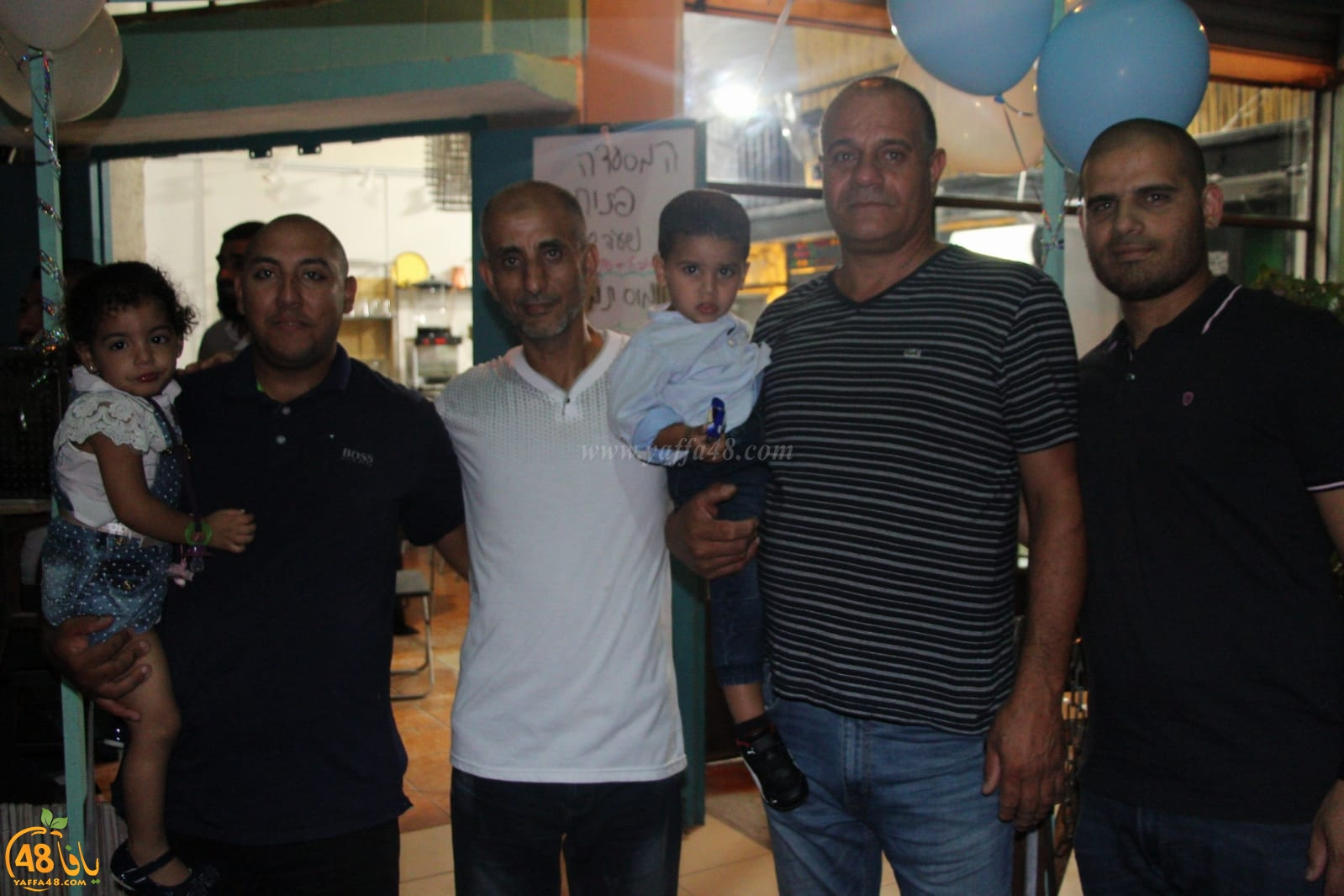 صور: افتتاح مطعم أبو مصطفى للمأكولات الشعبية في يافا