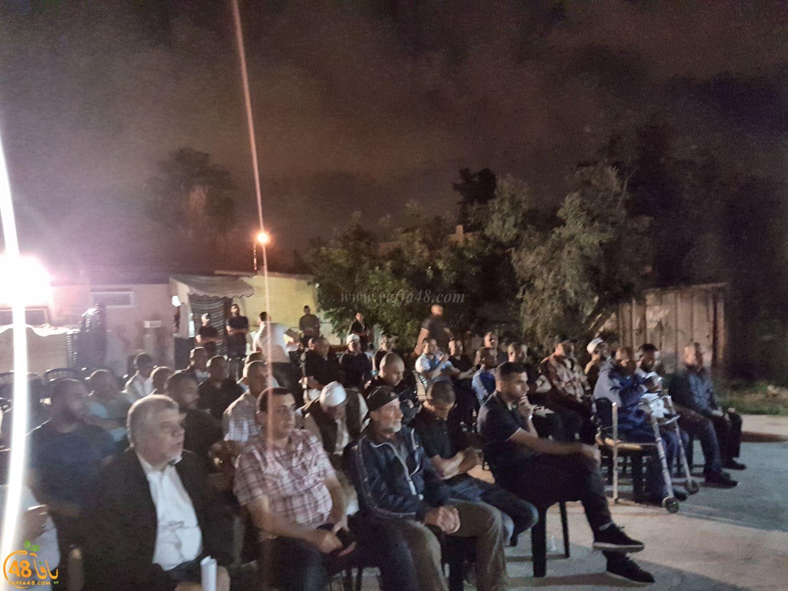 صور: اللقاء الثالث ضمن مهرجان استقبال شهر رمضان في الرملة