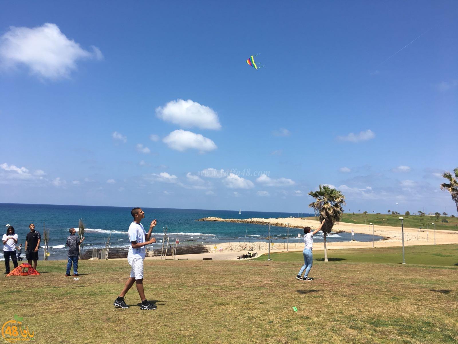 صور: رحلات عطلة الربيع في مراكز يافا الاكاديمية مشروع التعليم إلى القمم