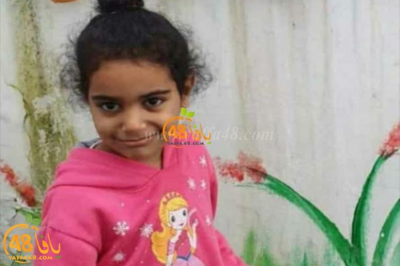 فيديو: تشييع جثمان الطفلة جود أبو غانم من الرملة ضحية حادث الدهس
