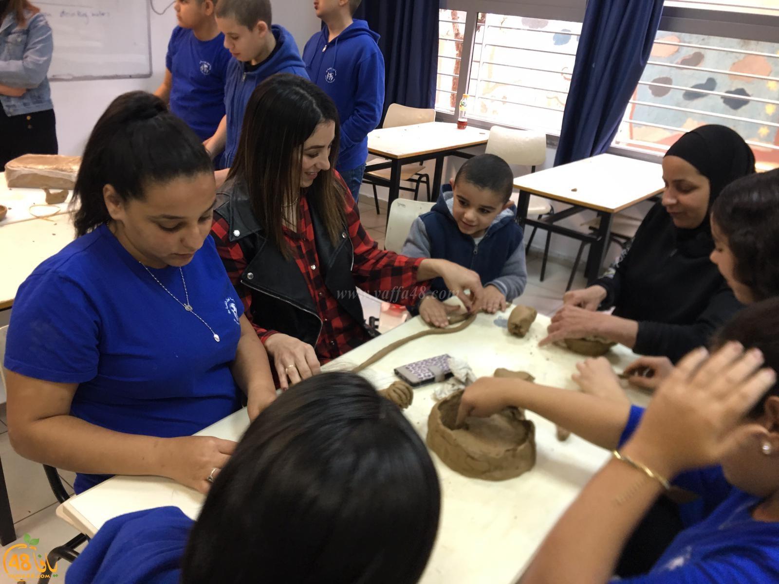 لجنة أولياء أمور مدرسة أجيال تنظّم فعاليّات للأهل والطلّاب