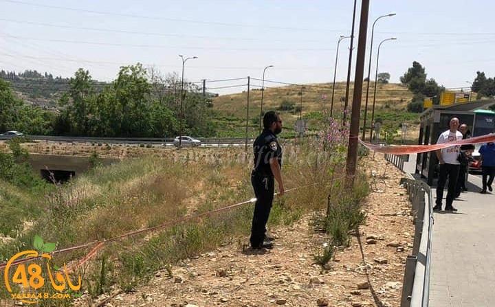 العثور على جثة في منطقة مفتوحة قرب ابو غوش