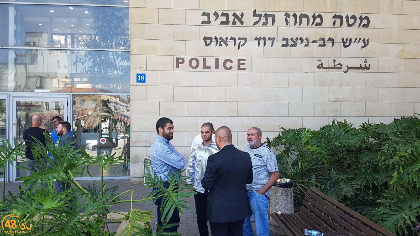 يافا: تشكيل طاقم من المحاميين للدفاع عن المعتقلين واعتقال السيد ابراهيم نجار