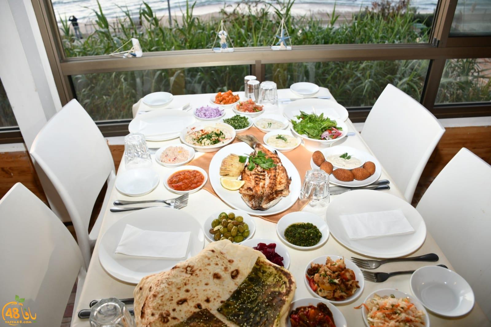 وأخيراً: افتتاح مطعم عروس البحر باباي الأقرب لشاطئ بحر يافا