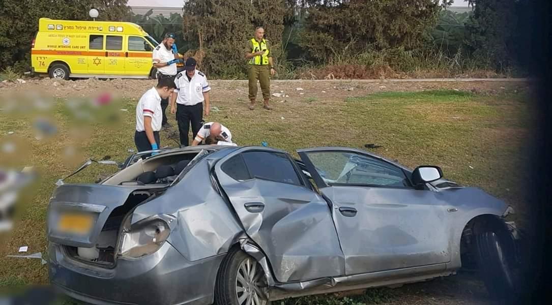 مصرع رجل 39 عاماً بحادث طرق مروّع على شارع 90 قرب طبريا