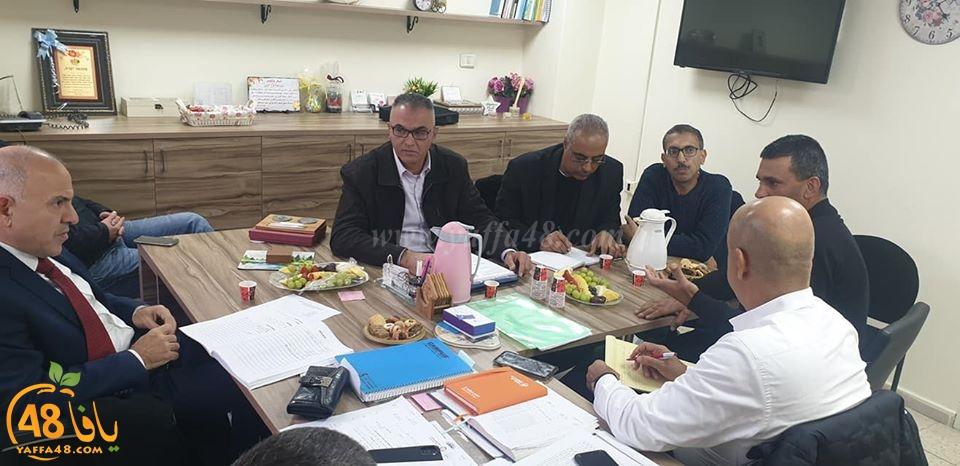 بحث جملة من المواضيع الهامة خلال اجتماع اللجنة القطرية لأولياء الأمور مع مدير عام وزارة المعارف