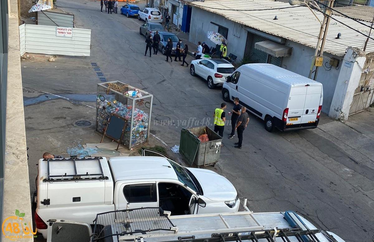 يافا: اقتحام مقبرة الاسعاف وتجدد أعمال الحفريات