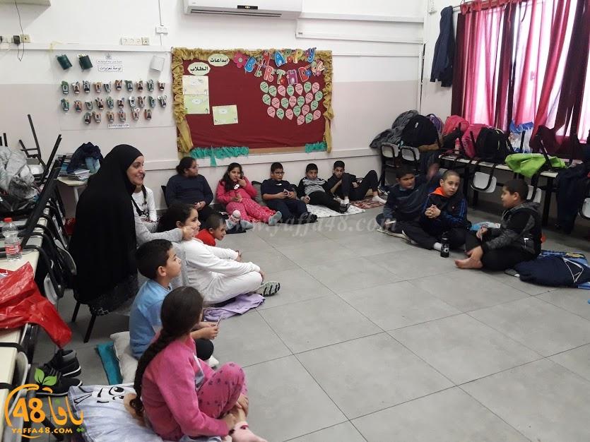 صور: ايام الصحة في مدرسة حسن عرفة الابتدائية بيافا