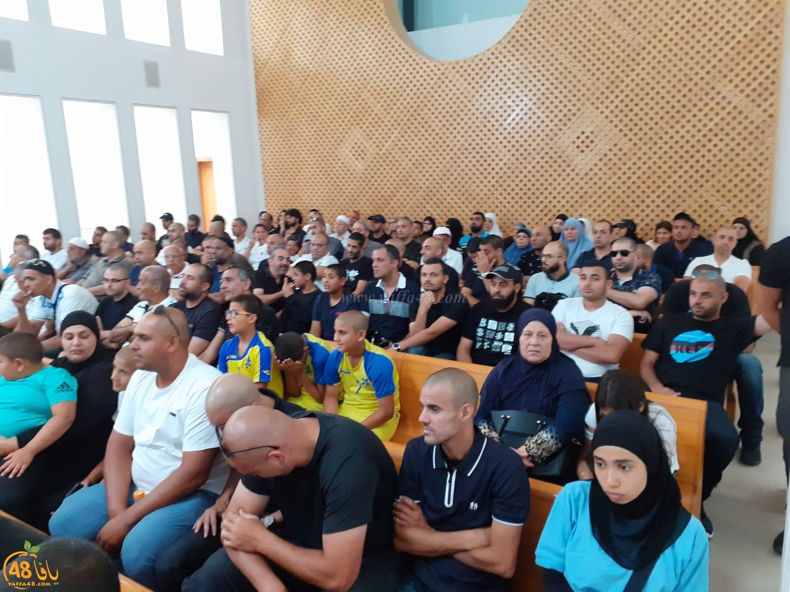 فيديو: المحكمة تقرر الإبقاء على القرار الاحترازي بعدم مباشرة الاعمال في مقبرة الاسعاف بيافا
