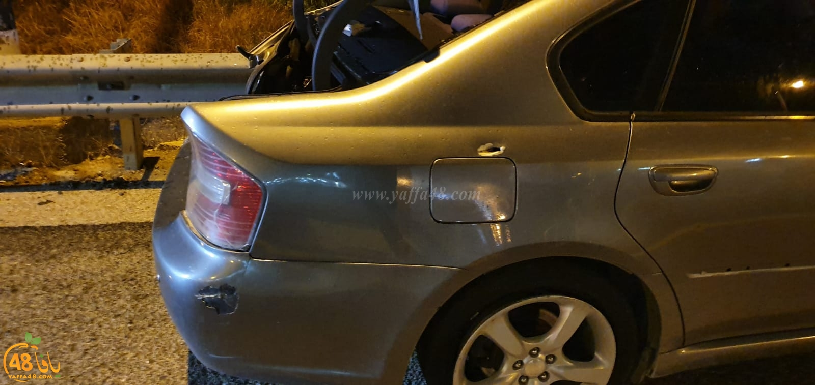 منتصف الليل: إصابة متوسّطة لشاب اثر تعرّضه لإطلاق نار بمدينة الرّملة