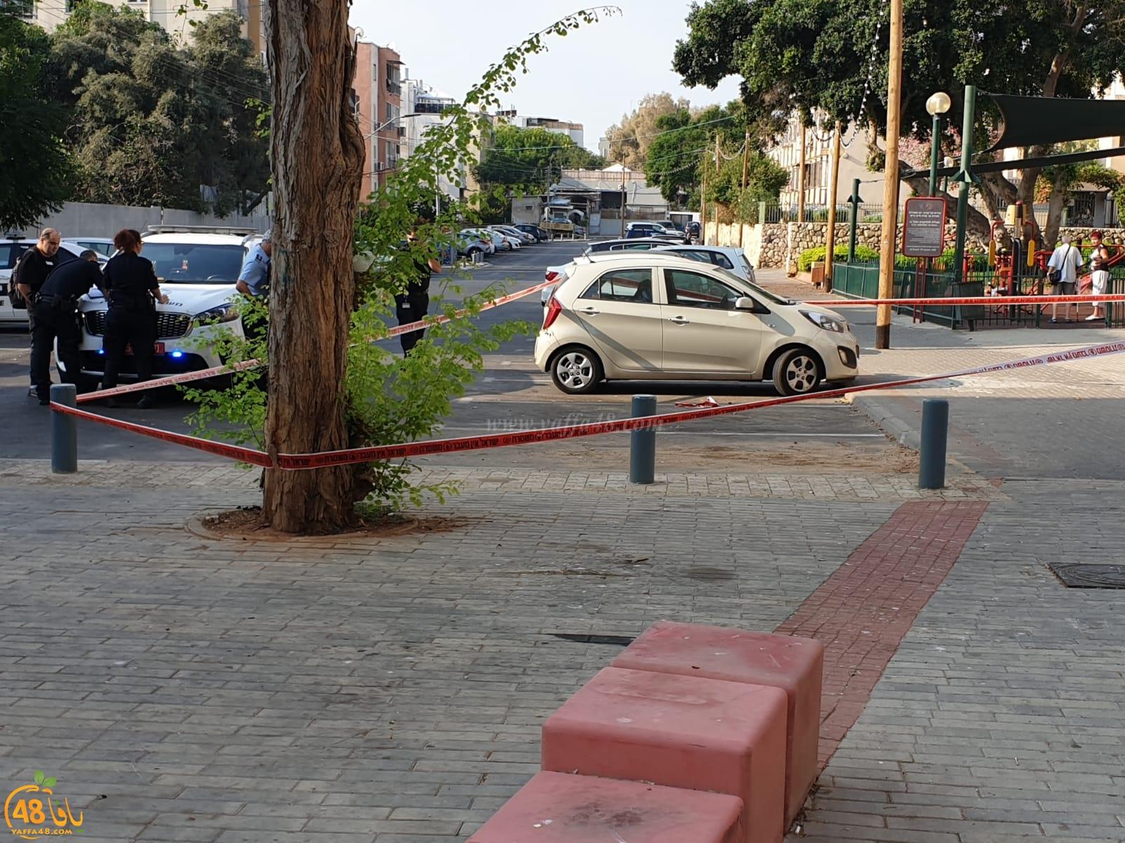 يافا: إصابة سيدة مسنّة اثر محاولة السطو عليها والشرطة تبحث عن المشتبه