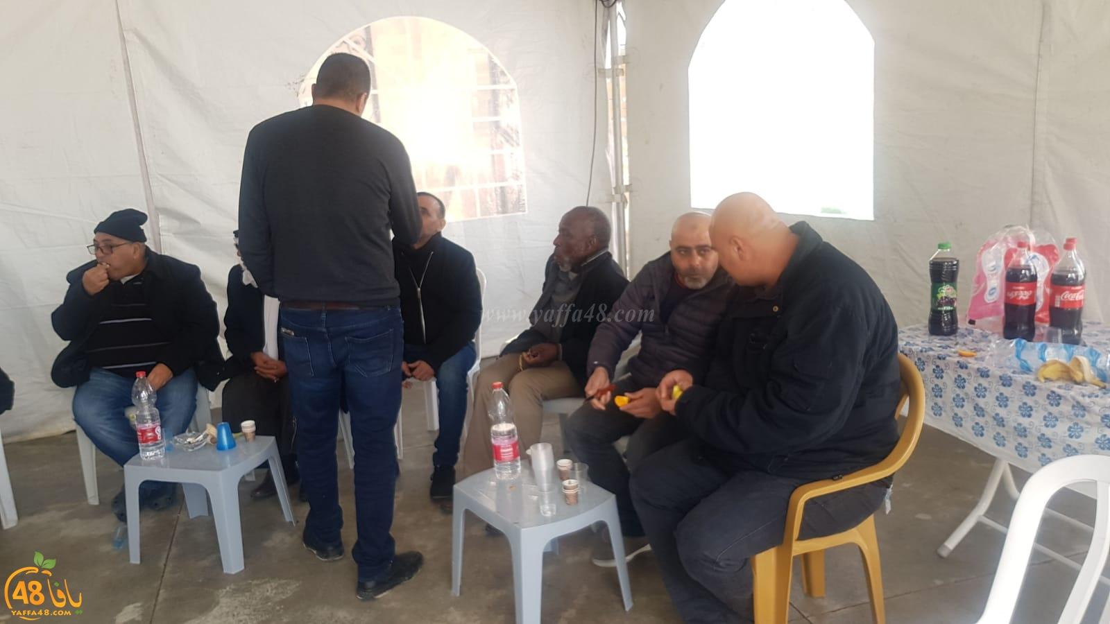 اللد: عقد راية الصلح بين عائلتي أبو لبن وأبو المغاصيب