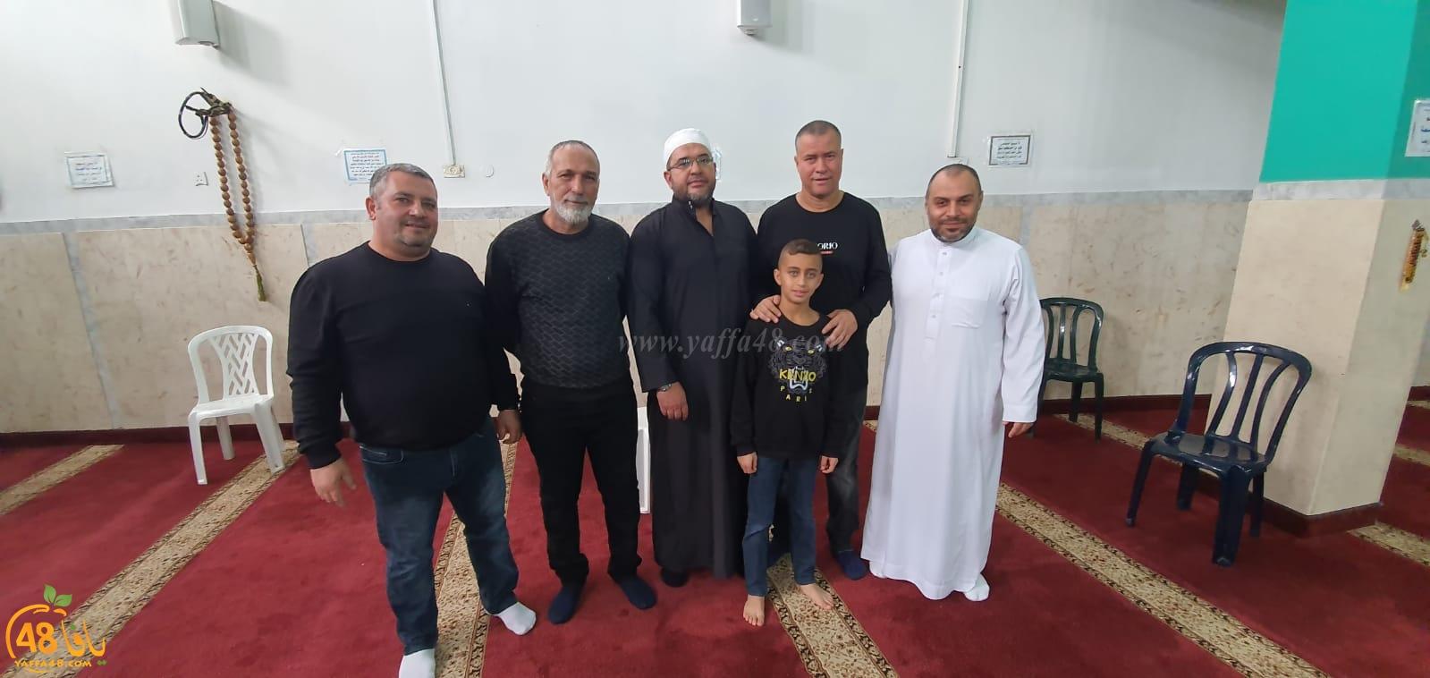 فيديو: خطبة وصلاة الجمعة من مسجد الزيتونة في الرملة