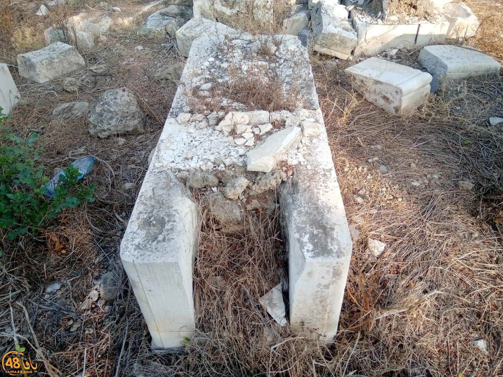 غداً: دعوة الأهالي للمشاركة في حملة تنظيف مقبرة الشيخ مراد بيافا