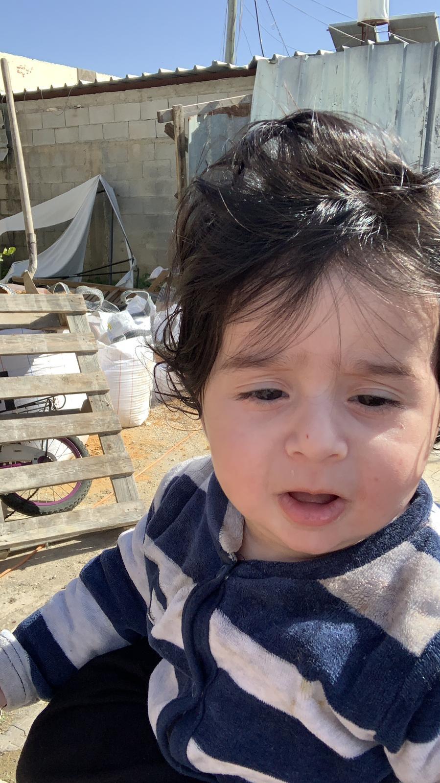 أطفال يافا 48 -  رفيف. وعناد علي الياس الطبري من اللد