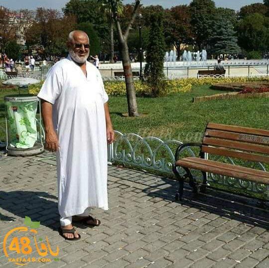 اللد: الحاج سامي الوهباني أبو طارق (68 عاماً) في ذمة الله