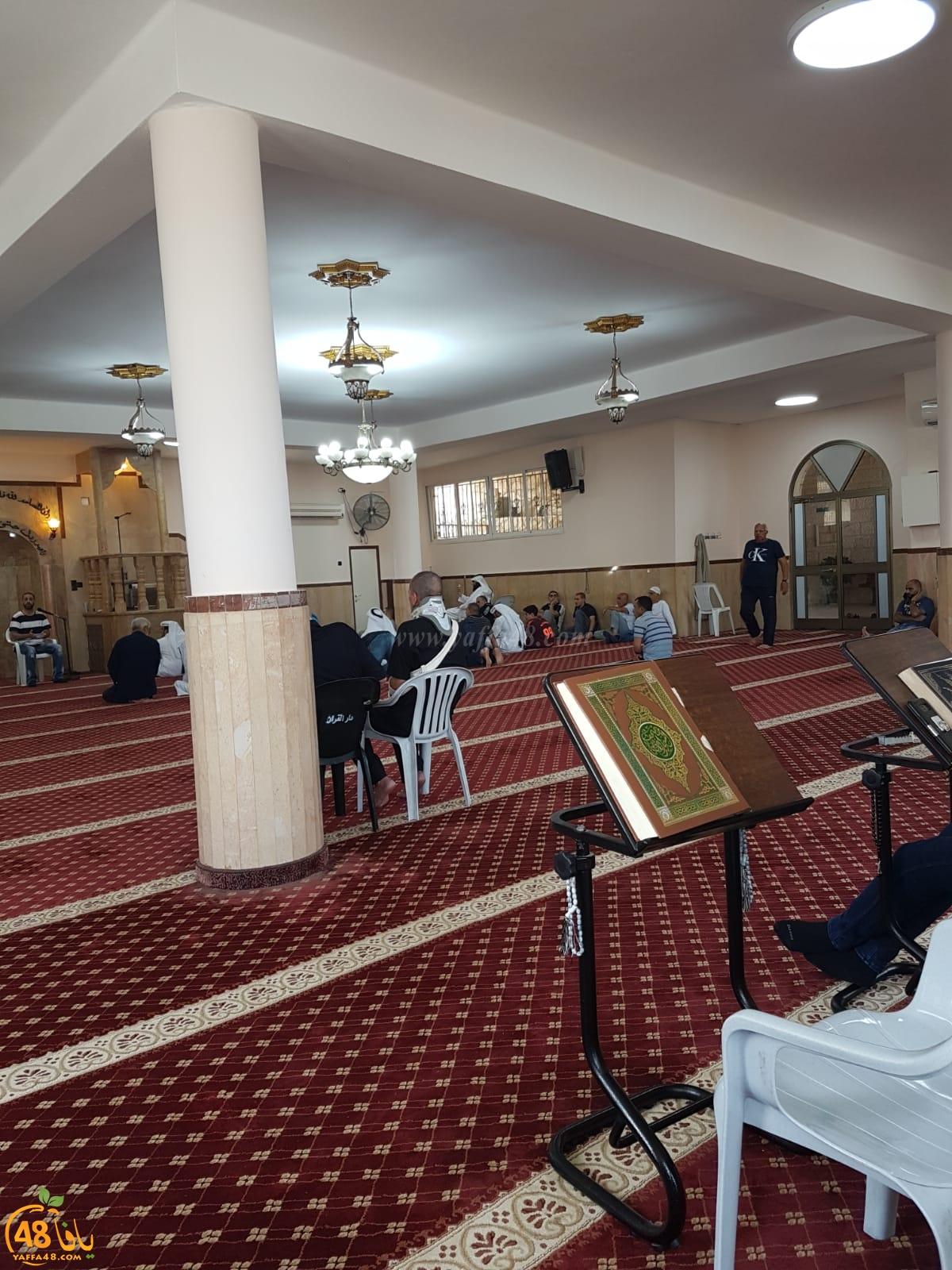 صور: ماذا يفعل الوفد الاماراتي في مدينة يافا ؟!