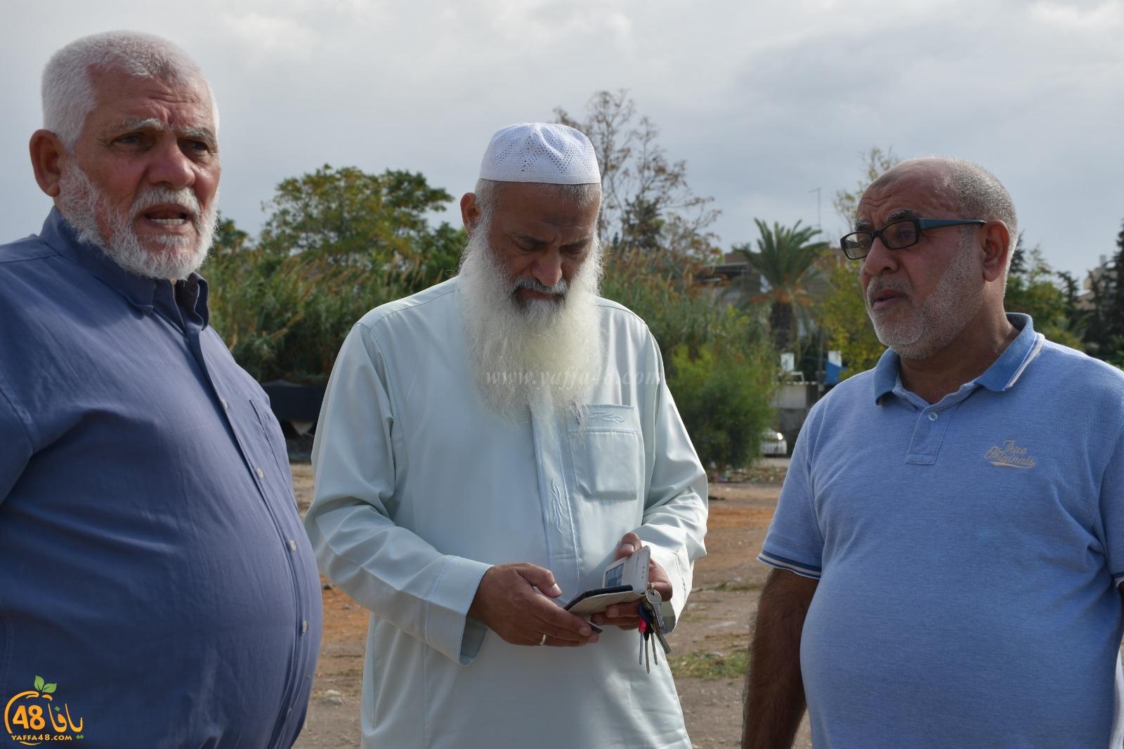 فيديو: تبرّعوا لانجاح معسكر الرباط للحفاظ على المقدسات الاسلامية في اللد