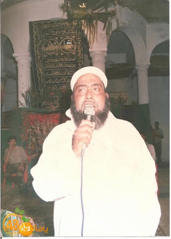 في ذكرى وفاته الـ12 - نستذكر إمام مدينة يافا الراحل الشيخ بسّام أبو زيد