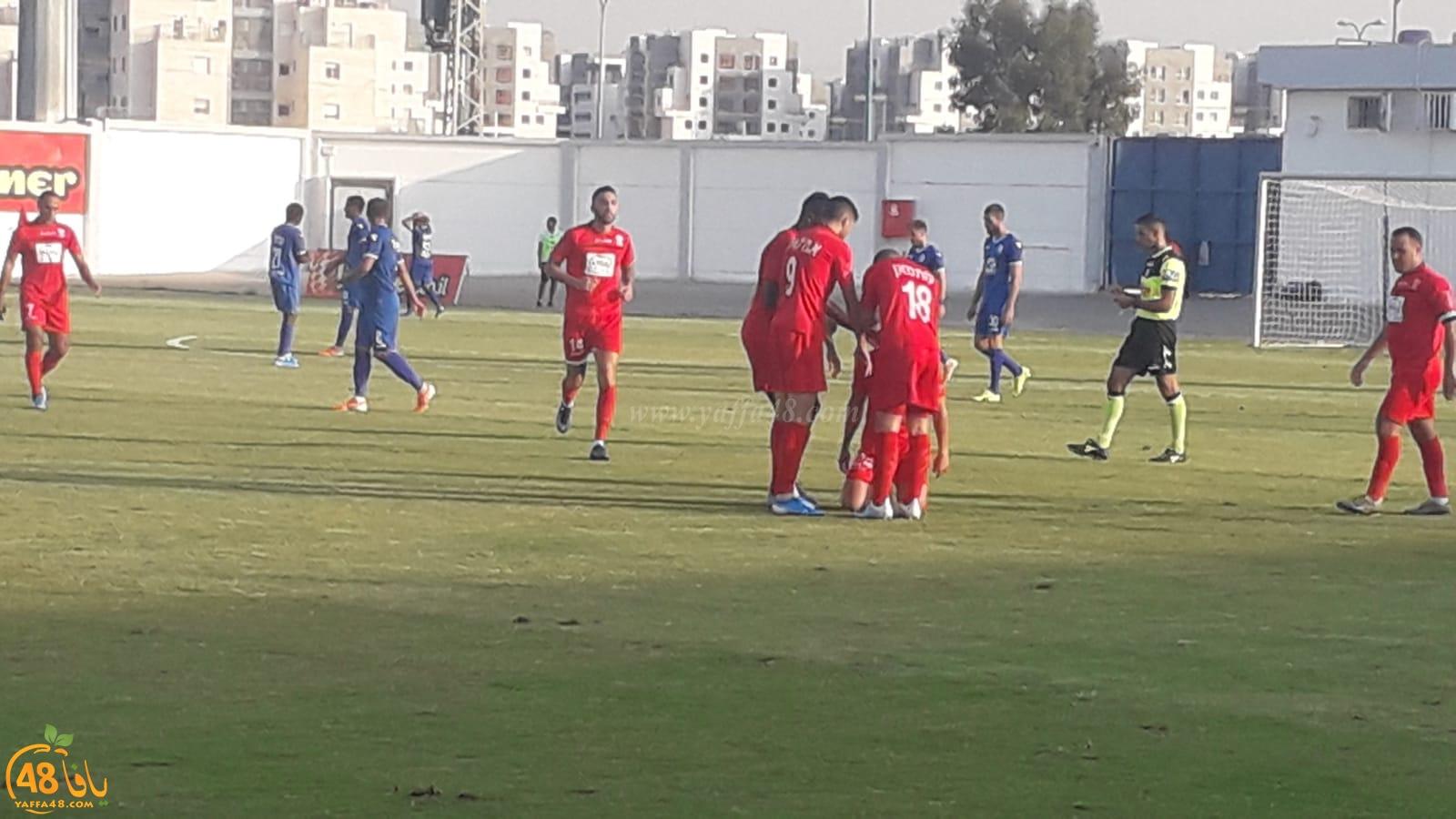 مدرّب وكابتن أبناء اللد يتحدّثان عن الفوز الهام بعد 9 خسارات