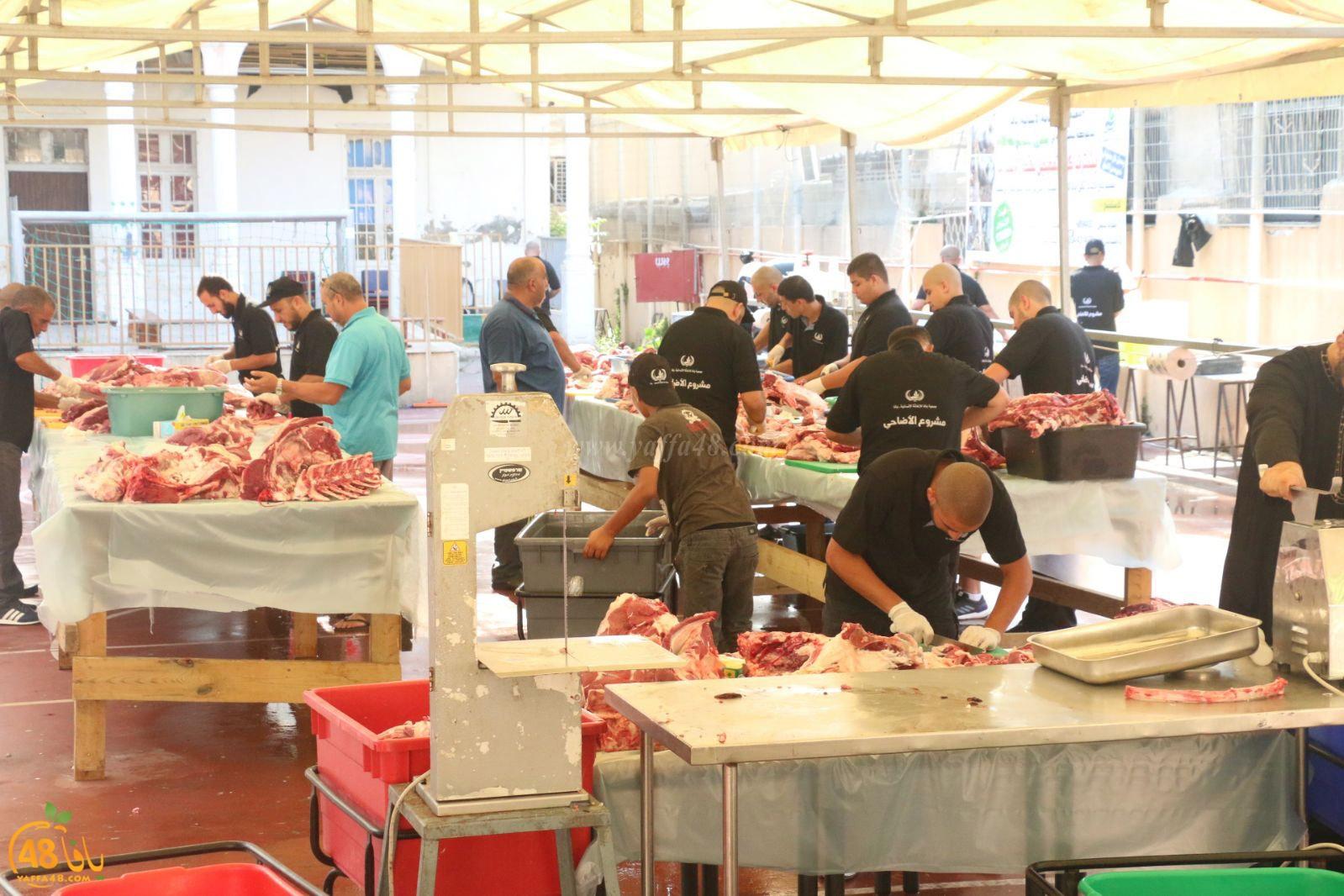 جمعية يافا  1450 شيكل قيمة الاشتراك بعجل في مشروع الاضاحي لهذا العام