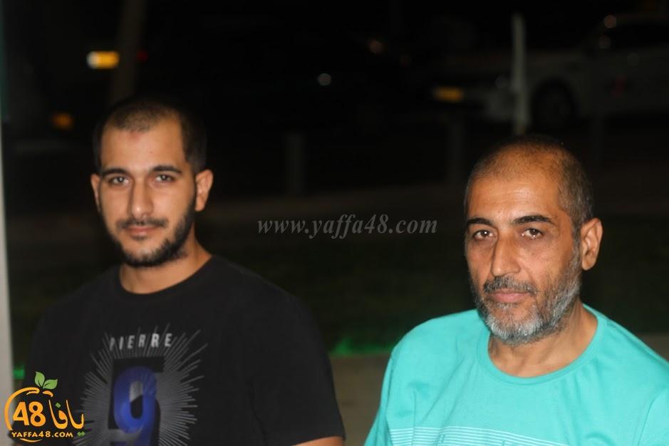 بالصور: خيمة الهدى الدعوية بيافا تستضيف الشيخ خالد الزعبي
