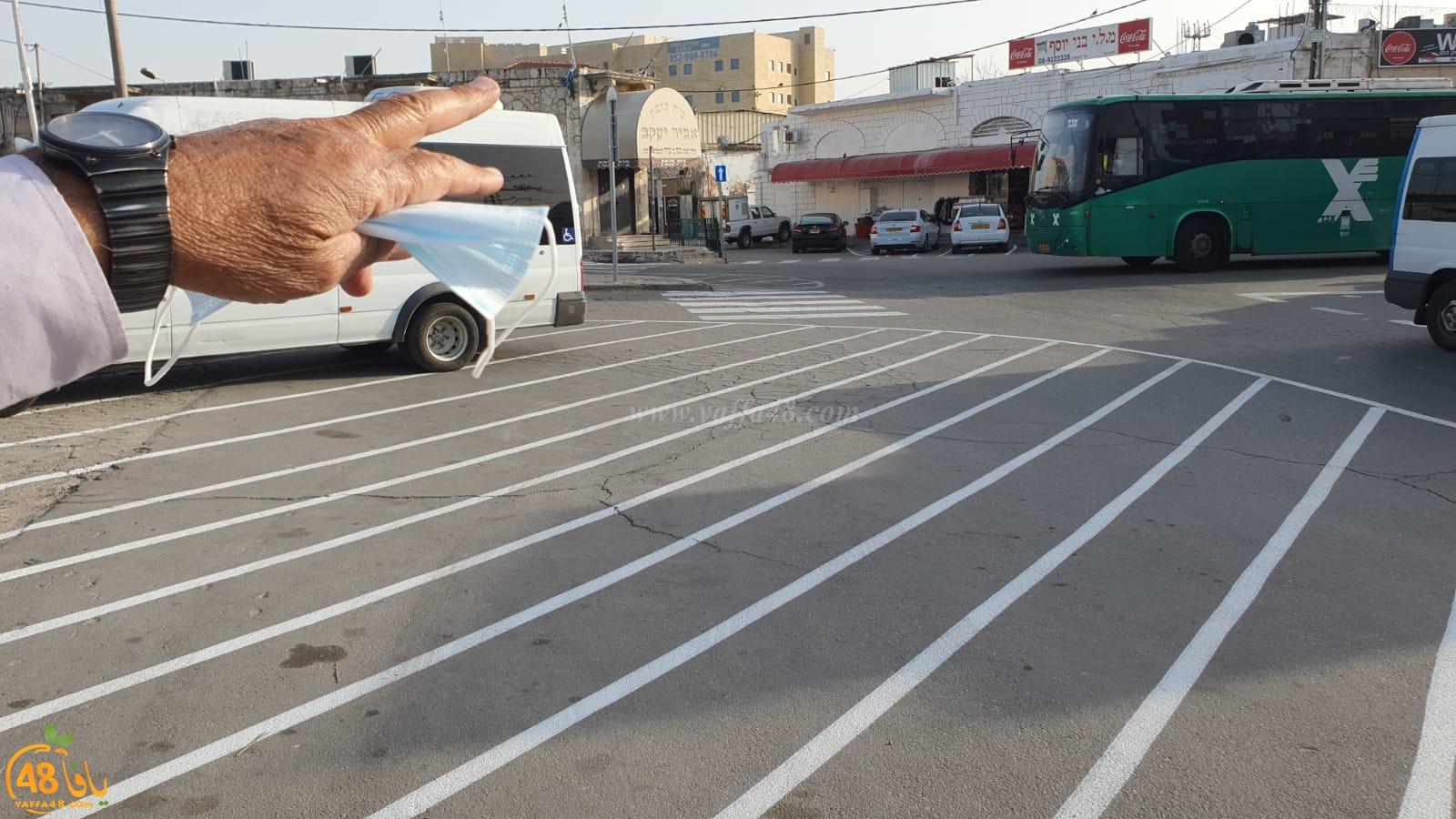 فيديو: استياء في اللد بعد تخطيط الشوارع والتضييق على المحلات التجارية