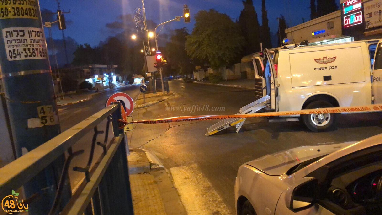 فيديو: الاثيوبيون يغلقون مدخل مدينة اللد ومواجهات مع الشرطة
