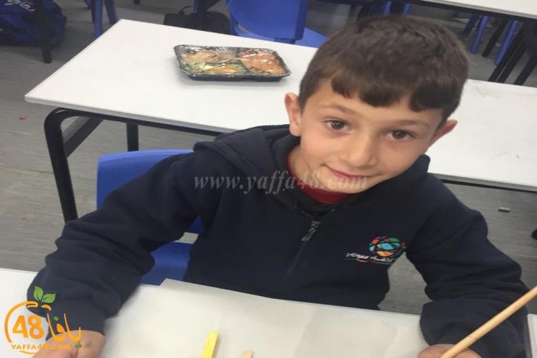 العثور على الطفل المفقود قيس أبو رميلة بحالة حرجة
