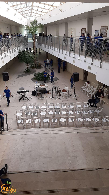 يافا: مدرسة أجيال الثانوية تُنظم احتفالاً في ذكرى المولد النبوي الشريف