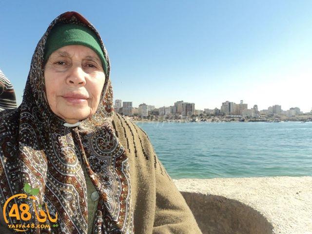 يافا: الحاجة أم محمد الكيالي 85 عاماً من غزة في ذمة الله