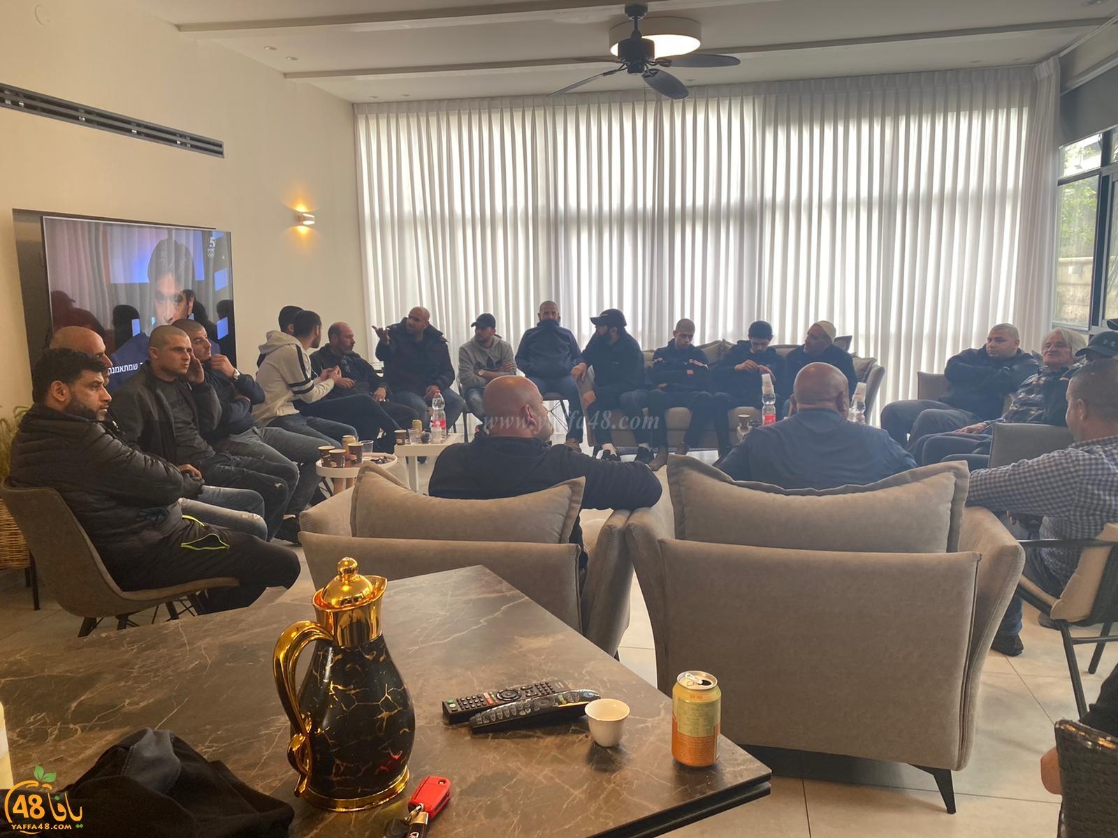 اللّد: عقد راية الصلح بين عائلتي عبد الهادي ودواهدة
