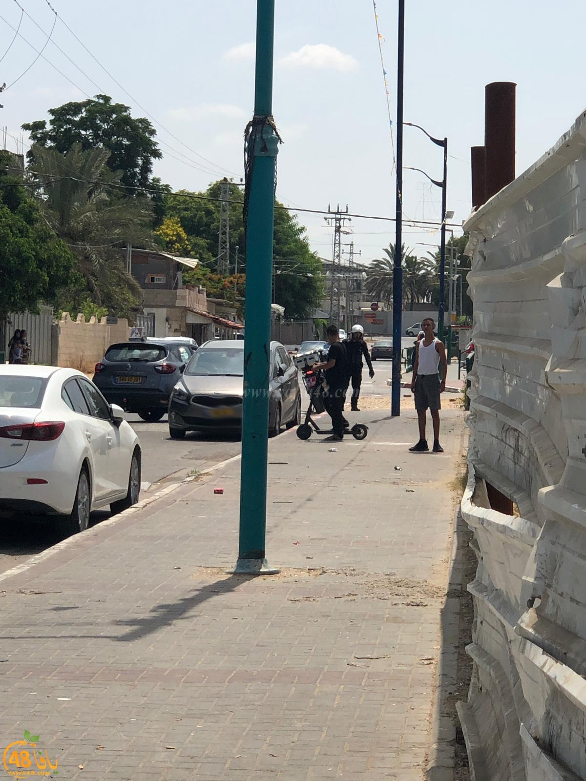 حالة استنفار لشرطة السير في مدينتي اللد والرملة ودعوات للالتزام بقوانين السير