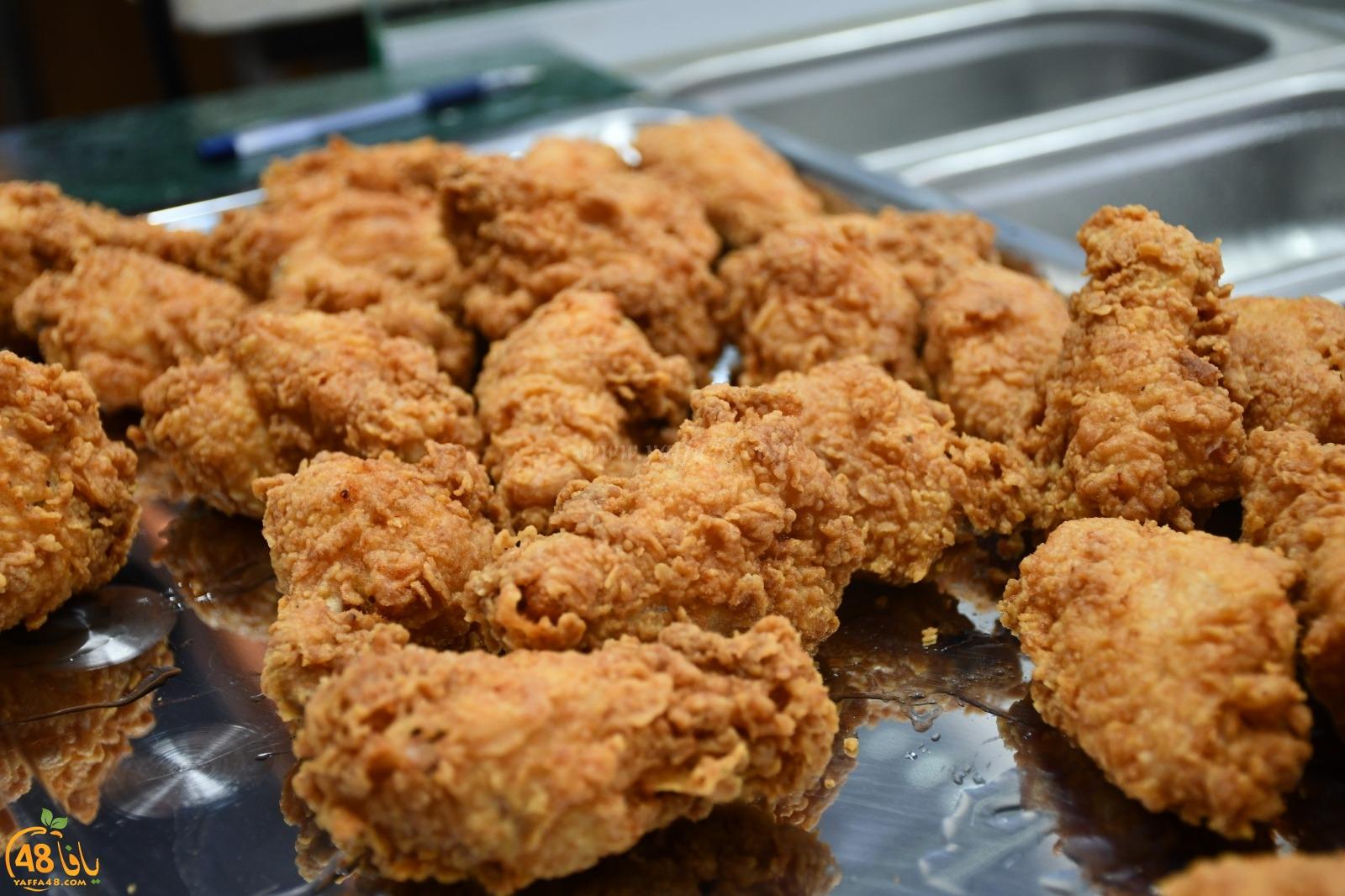 مطعم بالي بجيت بيافا يُهنئكم بحلول العيد ويدعوكم لتذوّق وجبات كنتاكي اللذيذة