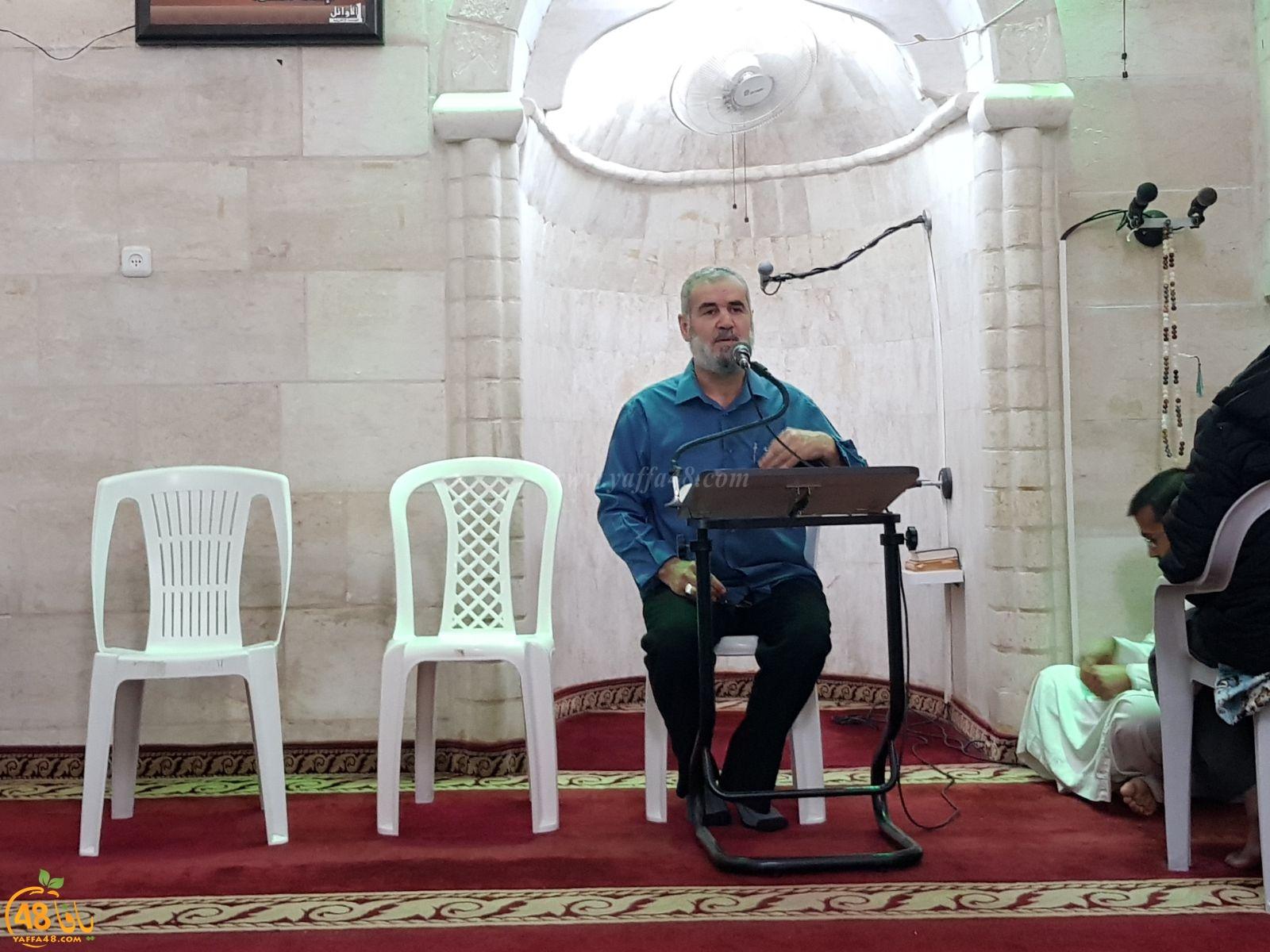 اللد : لجنة نشر الدعوة بالمدينة تحيي ذكرى الاسراء والمعراج