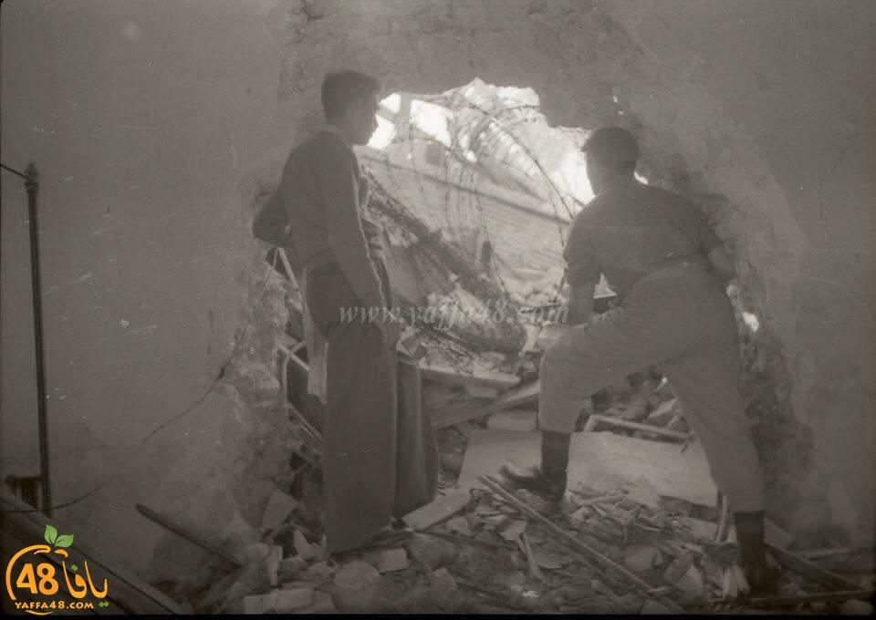 أيام نكبة| صور نادرة جداً ليوم احتلال مدينة يافا عام 1948