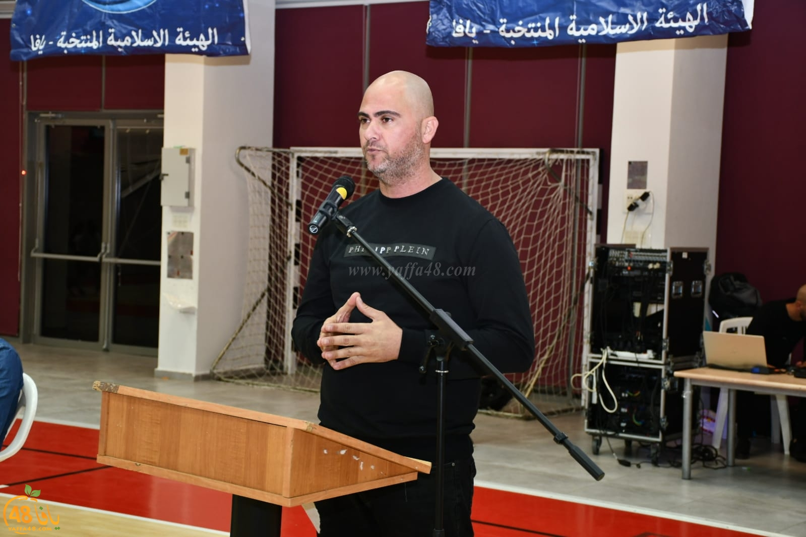 بعد النجاح الكبير في قضيتهم - حضور غفير في احتفال الصيادين بمدينة يافا