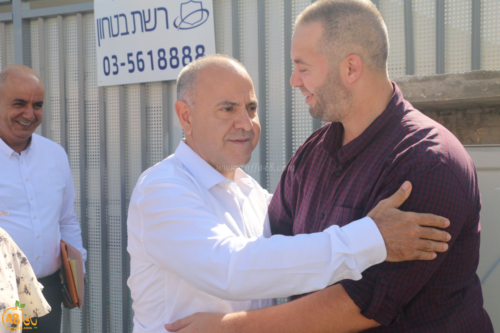 فيديو: وفد رفيع المستوى من وزارة المعارف والبلدية في زيارة لمدارس مدينة يافا