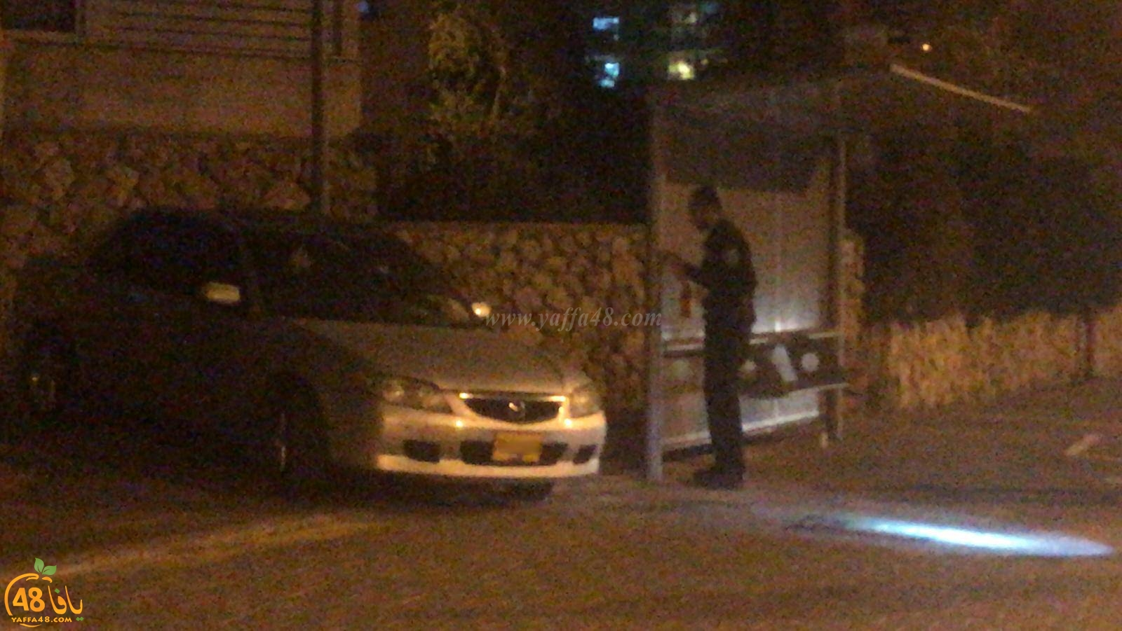يافا: إطلاق نار تجاه مركبة دون وقوع اصابات