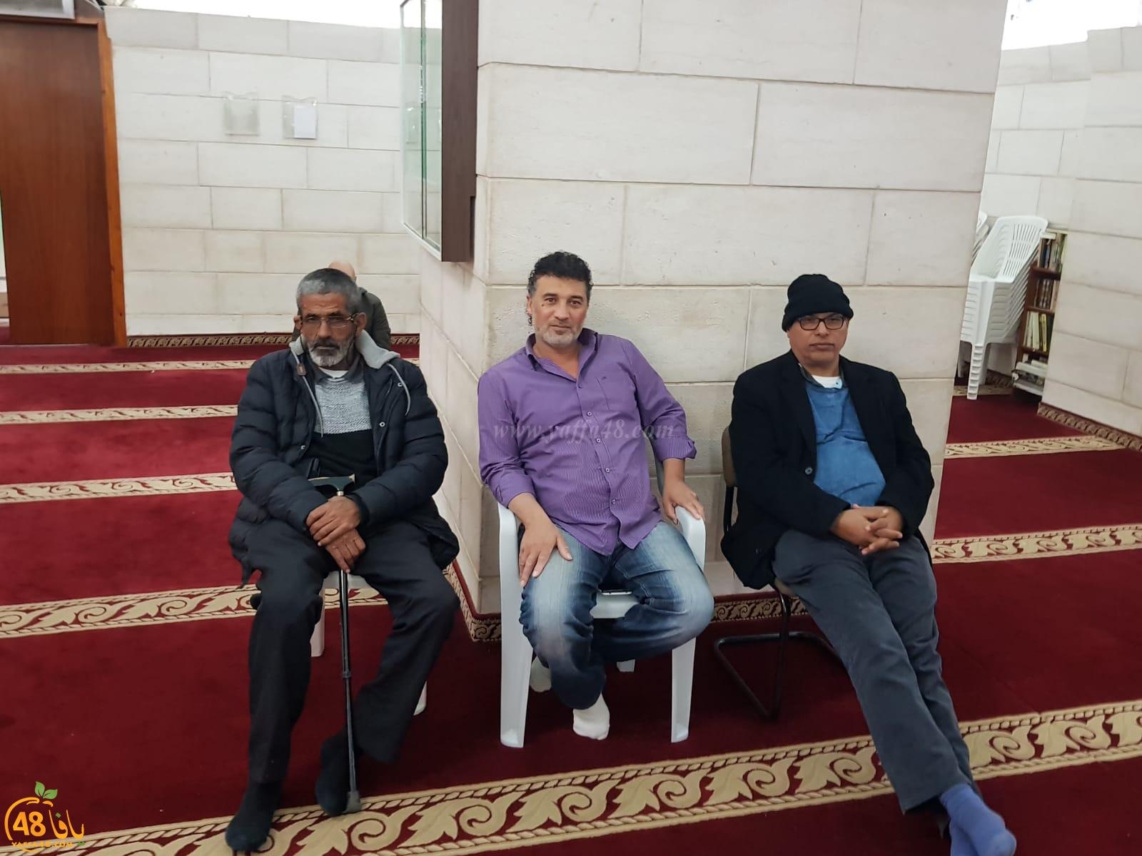 اللد: محاضرة قيمة لفضيلة الشيخ كمال الخطيب تحت عنوان محاسبة النفس