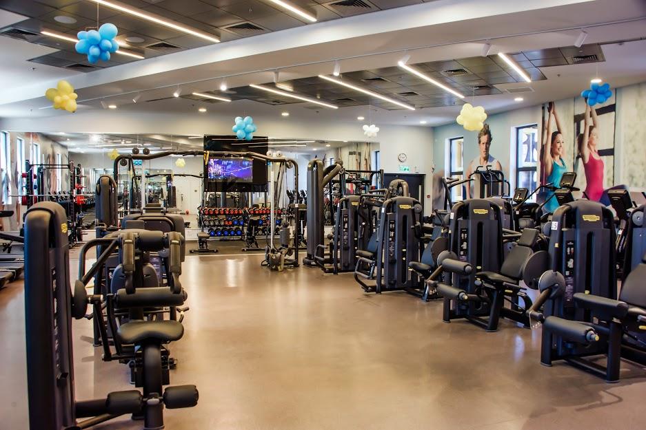 أحدث الأجهزة والمعدات - اشترك الآن في نادي اللياقة البدنية بيت ريكع جيم بيافا