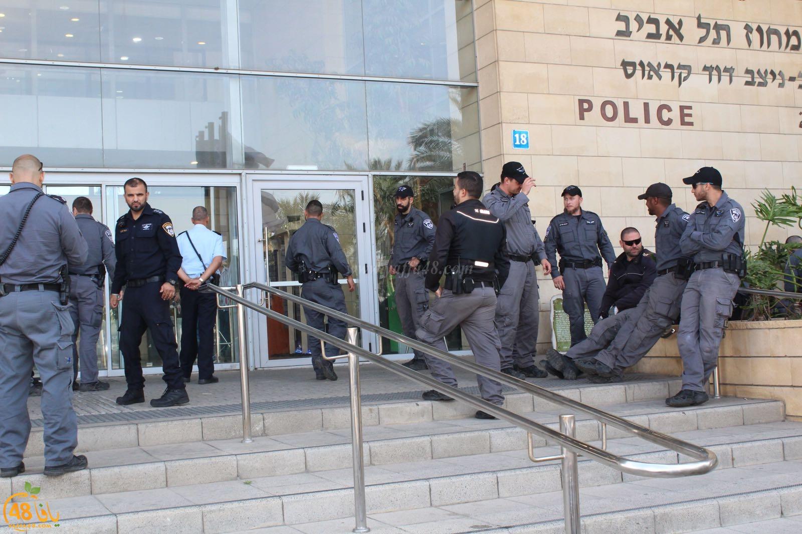 يافا: الشرطة تُطلق سراح 5 معتقلين وتبقي على 3 آخرين من ضمنهم رئيس الهيئة