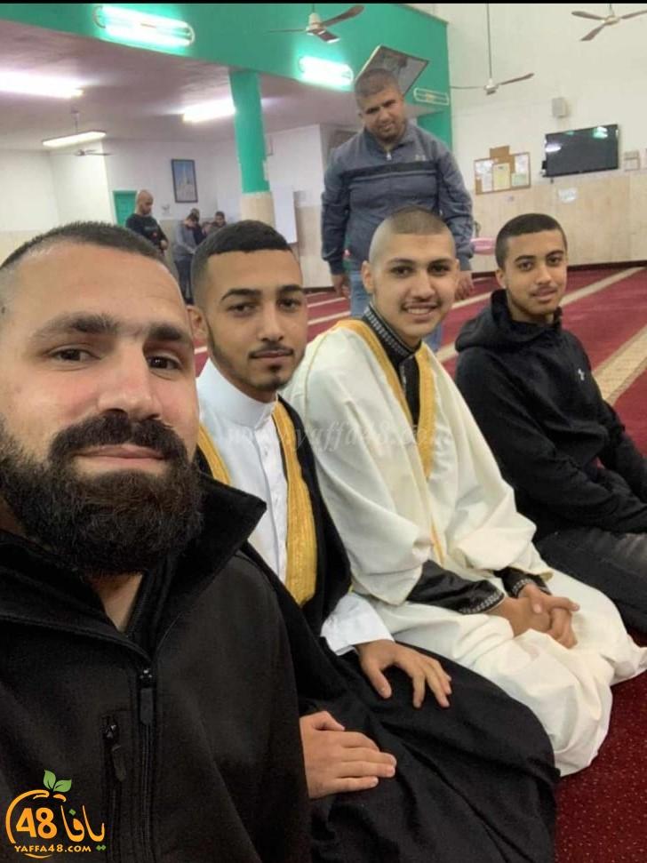 الرملة: حفل تكريمي للمجازين في تلاوة القرآن بمسجد الزيتونة