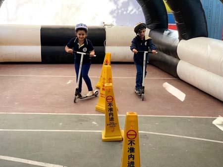 وزارة التعليم تُطلق الاسبوع القطري للحذر في الطرقات